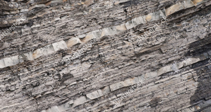 stock-photo-geological-rock-layer-on-the-hill-in-tbilisi-georgia-454771474